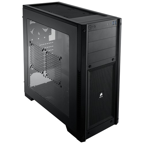 CORSAIR Middle Tower Carbide 300R Windowed [CC-9011017-WW] - Computer Case Middle Tower